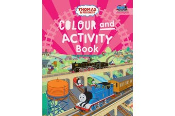 Thomas & Friends Colour and Activity Book