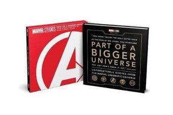 Part of a Bigger Universe (Marvel Studios)