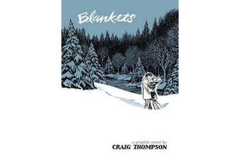 Blankets - A Graphic Novel