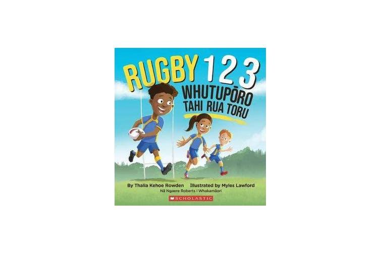 Rugby 1 2 3 - Whutuporo Tahi Rua Toru