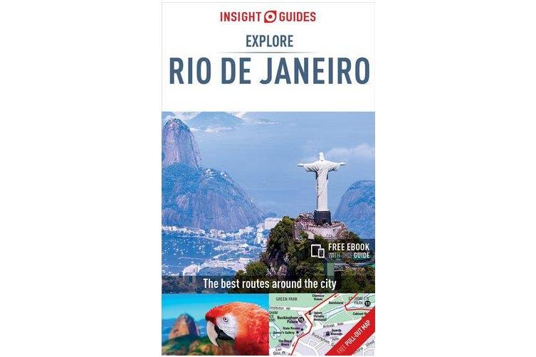 Insight Guides Explore Rio de Janeiro (Travel Guide with Free eBook)