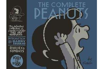 The Complete Peanuts 1987-1988 - Volume 19