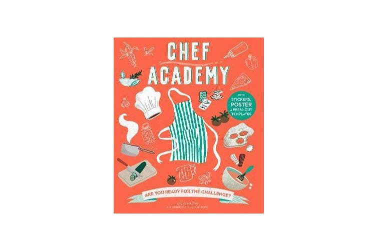 Chef Academy - Are you ready for the challenge?