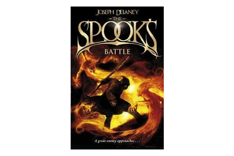 The Spook's Battle - Book 4
