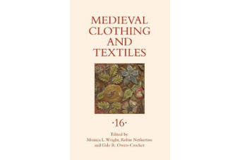 Medieval Clothing and Textiles 16