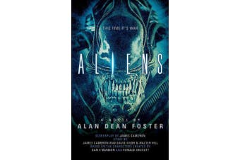 Aliens - The Official Movie Novelization