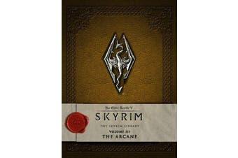 The Elder Scrolls V - The Skyrim Library - The Arcane