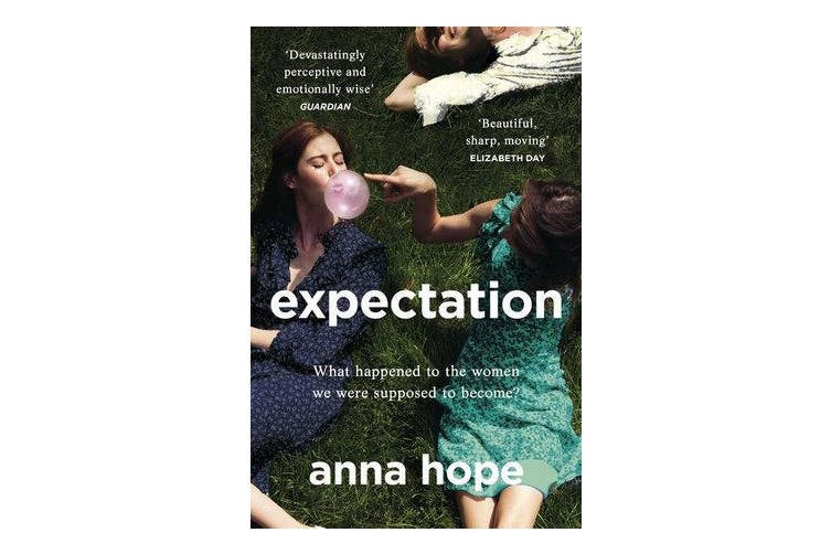 Expectation - The most razor-sharp and heartbreaking novel of the year