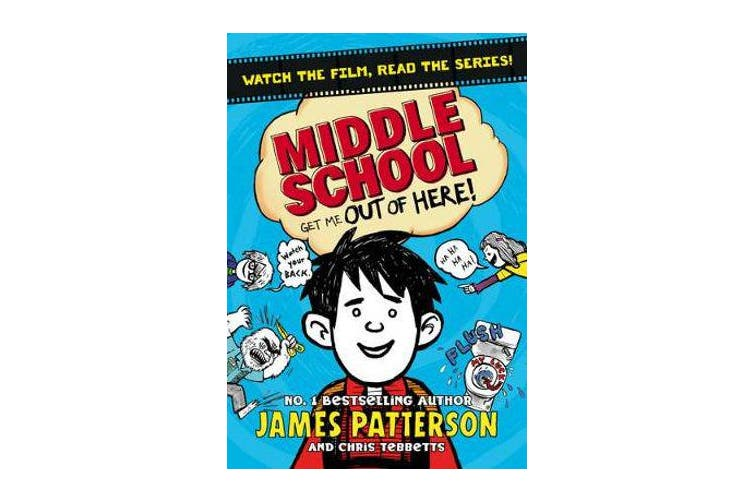 Middle School: Get Me Out of Here! - (Middle School 2)