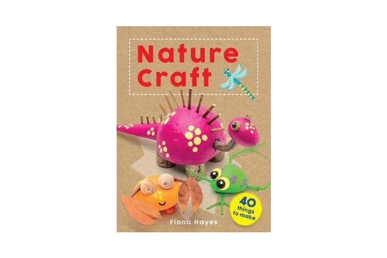 Crafty Makes - Nature Craft