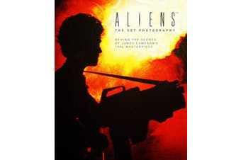 Aliens - The Set Photography