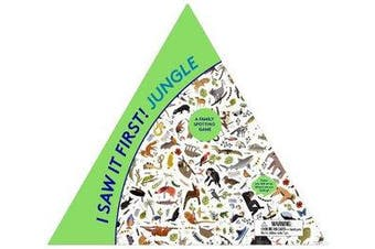I Saw It First! Jungle - A Family Spotting Game