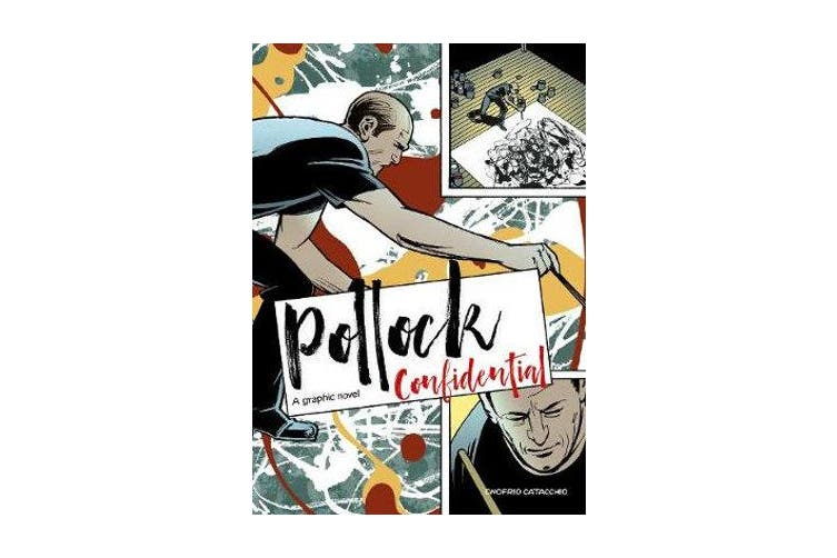 Pollock Confidential - A Graphic Novel