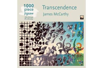 Adult Jigsaw Puzzle James McCarthy: Transcendence - 1000-piece Jigsaw Puzzles
