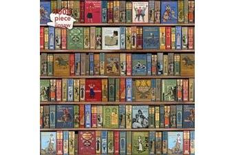 Adult Jigsaw Puzzle Bodleian Library: High Jinks Bookshelves - 1000-piece Jigsaw Puzzles