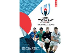 Rugby World Cup Japan 2019 (TM) - The Official Book