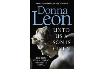Unto Us a Son Is Given - Shortlisted for the Gold Dagger