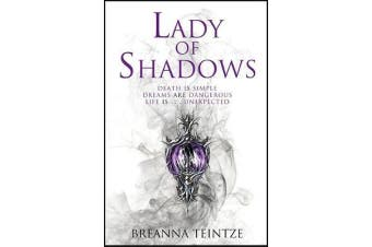 Lady of Shadows - A fantastical whodunit full of heart, plot, fun and magic