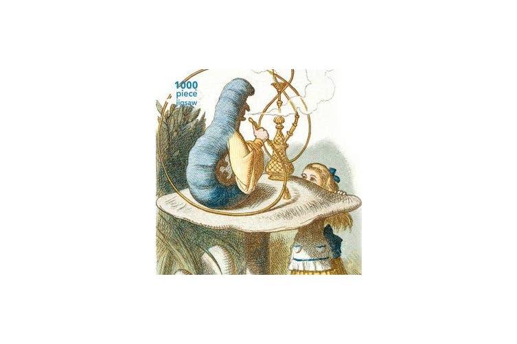 Adult Jigsaw Puzzle Tenniel: Alice in Wonderland Jigsaw - 1000-piece Jigsaw Puzzles