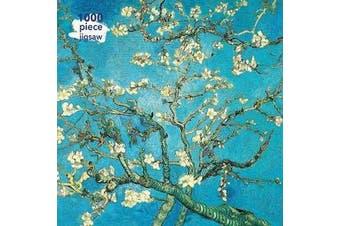 Adult Jigsaw Puzzle Vincent van Gogh: Almond Blossom - 1000-piece Jigsaw Puzzles