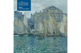 Adult Jigsaw Puzzle National Gallery: Monet The Museum at Le Havre - 1000-piece Jigsaw Puzzles