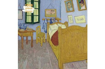 Adult Jigsaw Puzzle Vincent van Gogh: Bedroom at Arles - 1000-piece Jigsaw Puzzles
