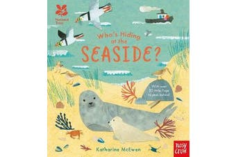 National Trust - Who's Hiding at the Seaside?