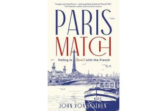 Paris Match - Falling in (Love) with the French