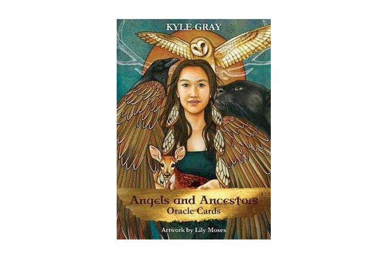 Angels and Ancestors Oracle Cards - A 55-Card Deck and Guidebook