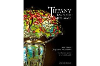 Tiffany Lamps and Metalware - An illustrated reference to over 2000 models