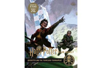 Harry Potter - The Film Vault - Volume 7: Quidditch and the Triwizard Tournament