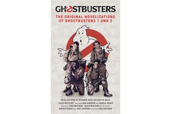 Ghostbusters - The Original Movie Novelizations Omnibus