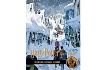 Harry Potter: The Film Vault - Volume 10 - Wizarding Homes and Villages