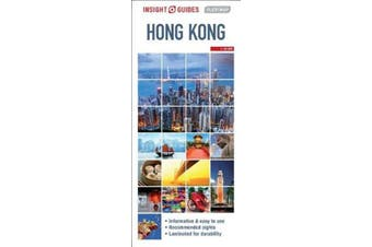 Insight Guides Flexi Map Hong Kong