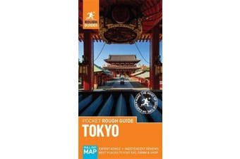 Pocket Rough Guide Tokyo (Travel Guide with Free eBook)