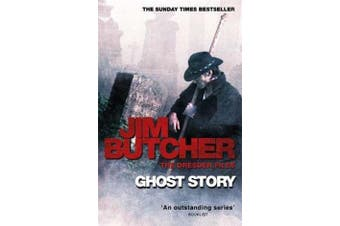 Ghost Story - The Dresden Files, Book Thirteen