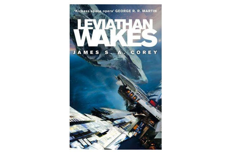 Leviathan Wakes - Book 1 of the Expanse (now a Prime Original series)