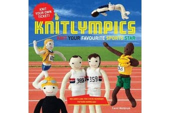 Knitlympics - Knit your favourite sports star