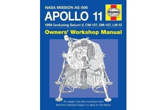 Apollo 11 Manual - An insight into the hardware from the first manned mission to land on the moon
