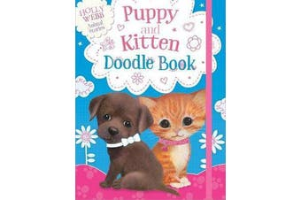 Puppy and Kitten Doodle Book