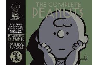 The Complete Peanuts 1965-1966 - Volume 8