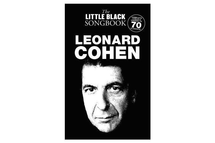The Little Black Songbook - Leonard Cohen