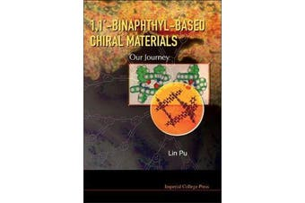 1,1'-binaphthyl-based Chiral Materials - Our Journey