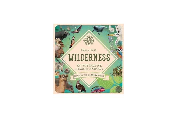 Wilderness - An interactive atlas of animals