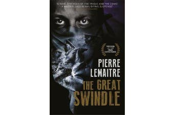 The Great Swindle - Prize-winning historical fiction by a master of suspense