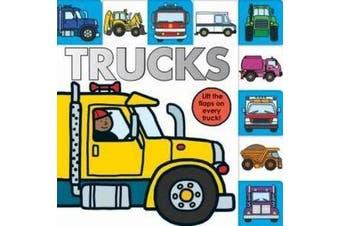 Trucks - Lift the Flap Tab