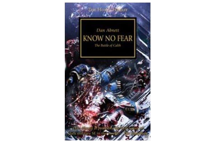 Horus Heresy - Know No Fear