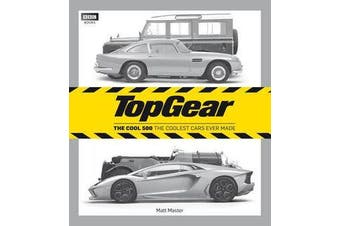 Top Gear: The Cool 500 - The coolest cars ever made