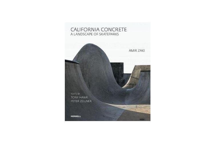 California Concrete - A Landscape of Skateparks