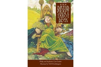 The DruidCraft Tarot - Deck and Pocket Book : Using the Magic of Wicca and Druidry to Guide Your Life